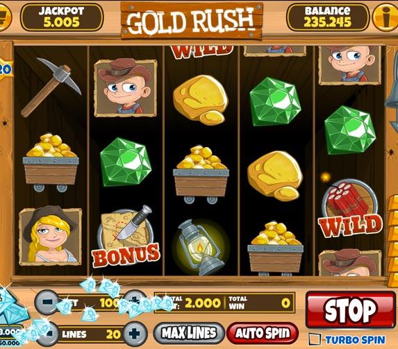 online slots game