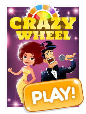 Crazy Wheel Online