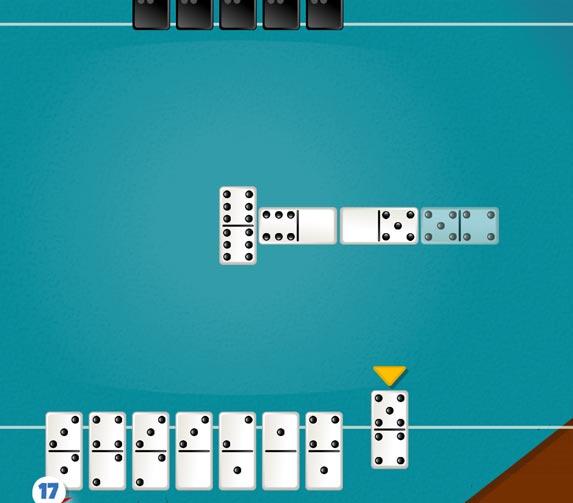 dominoes game