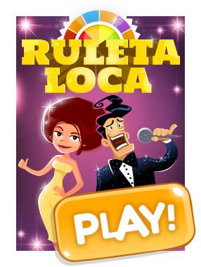 Ruleta Loca Online